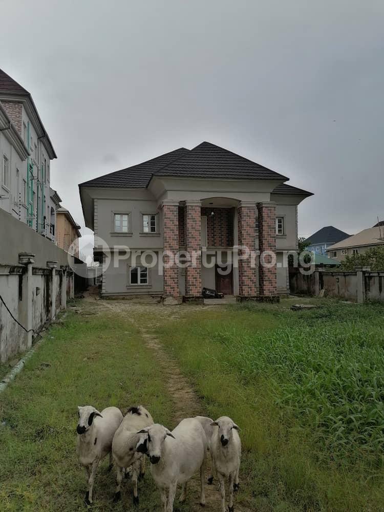 4 bedroom Detached Duplex House for sale Green Field estate Community road Okota Lagos - 2