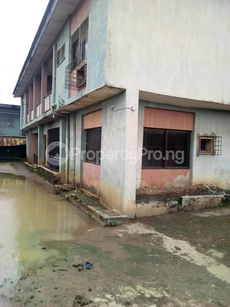 4 bedroom Flat / Apartment for sale Idimu Ejigbo Estate. Lagos Mainland  Ejigbo Ejigbo Lagos - 0
