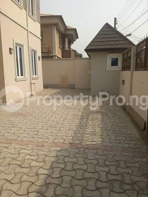 Detached Duplex House for sale -  Oko oba Agege Lagos - 2