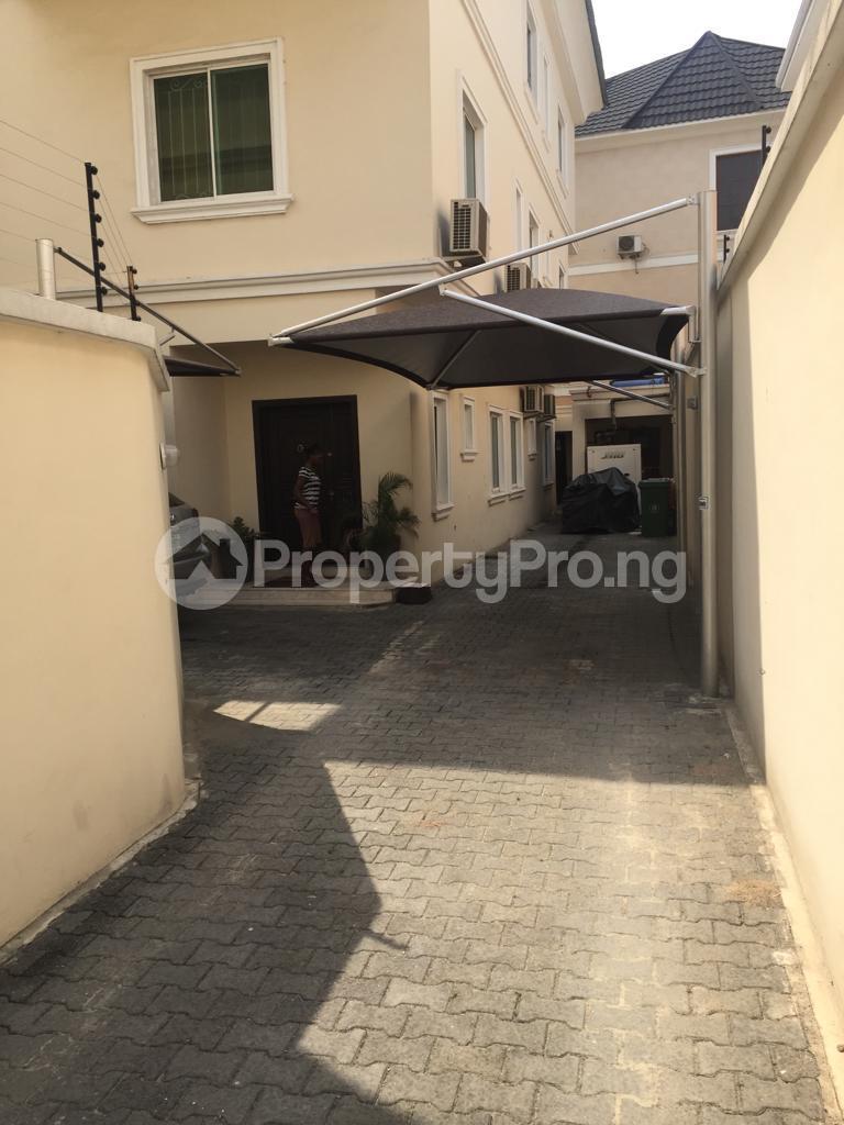 4 bedroom Semi Detached Duplex House for sale By banana island ikoyi Mojisola Onikoyi Estate Ikoyi Lagos - 1
