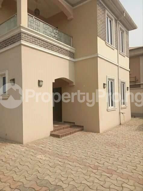 Detached Duplex House for sale -  Oko oba Agege Lagos - 1