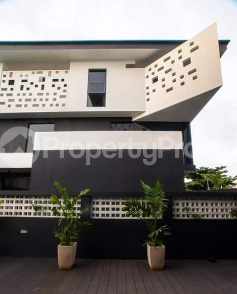 4 bedroom Detached Duplex House for sale Estate banana island Banana Island Ikoyi Lagos - 0