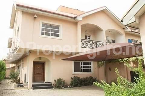 4 bedroom Semi Detached Duplex House for sale G R A Ikeja Ikeja GRA Ikeja Lagos - 0