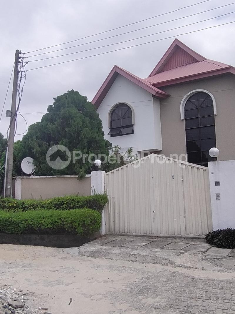 5 bedroom Terraced Duplex House for rent Igbo-efon Lekki Lagos - 5
