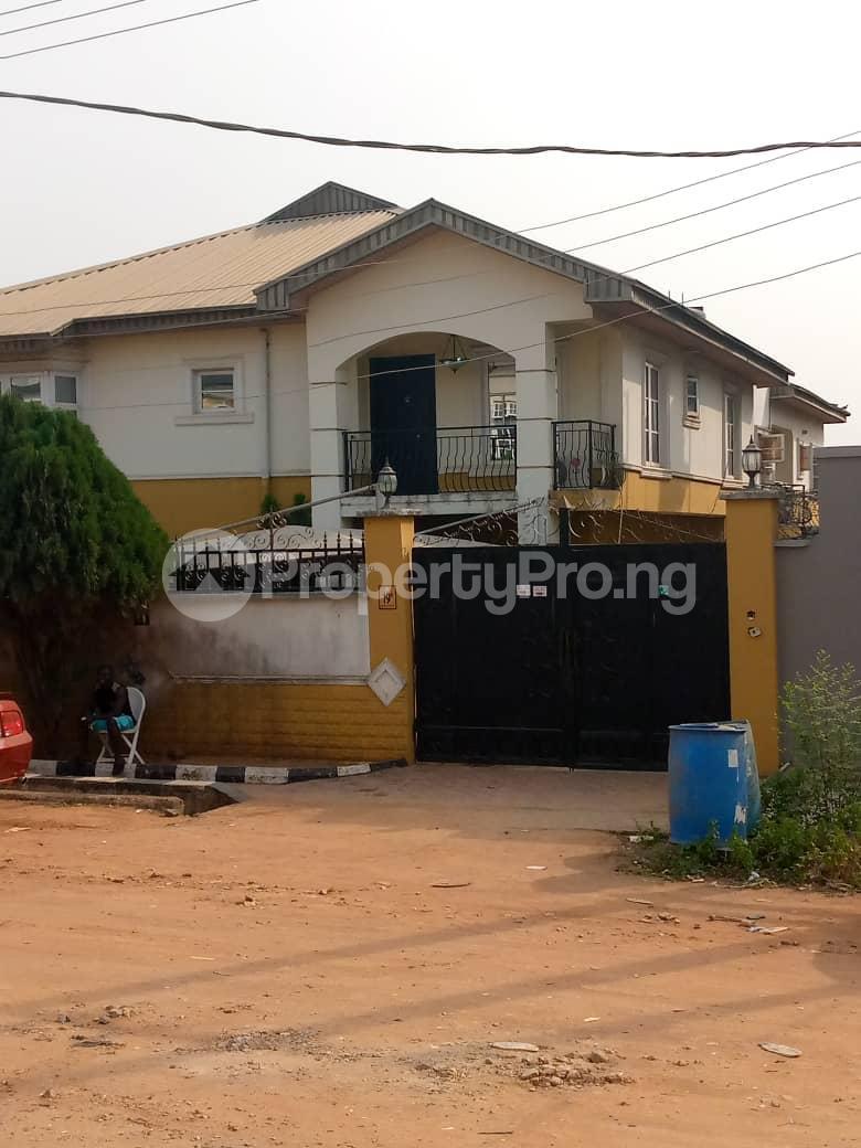 4 bedroom Detached Duplex House for sale Magodo Ph1 Estate Isheri Gateway Zone. Magodo Kosofe/Ikosi Lagos - 0