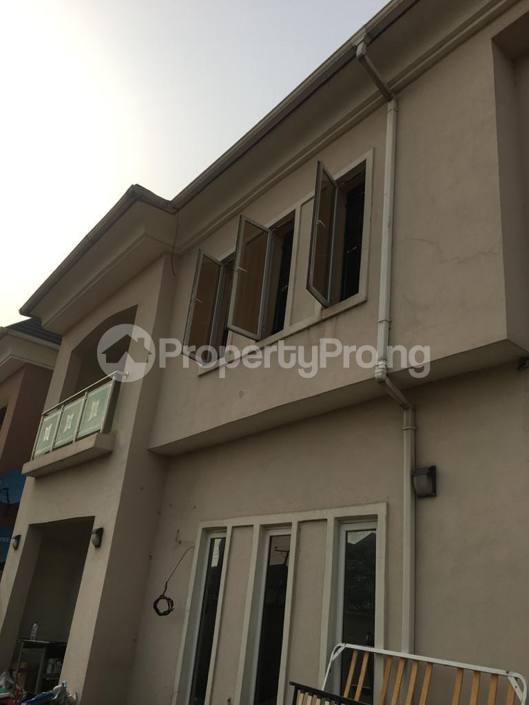 4 bedroom Semi Detached Duplex House for rent Magodo ph2 estate shangisha off cmd road. Magodo GRA Phase 2 Kosofe/Ikosi Lagos - 0