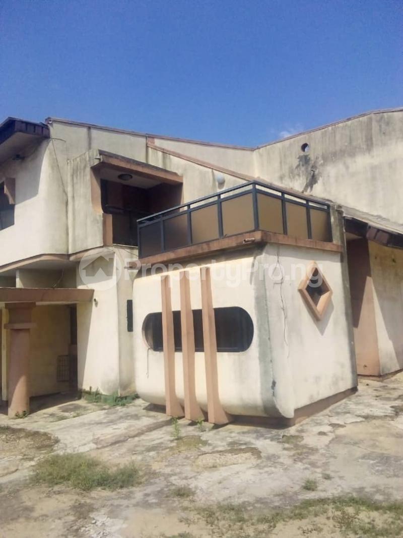 4 bedroom Detached Duplex House for rent Unity estate ojodu off grammar school. Unity estate Ojodu Lagos - 4