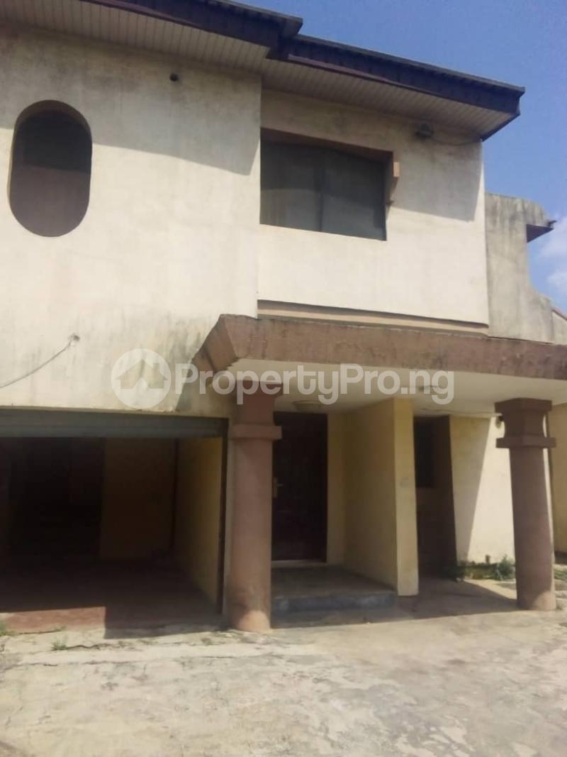 4 bedroom Detached Duplex House for rent Unity estate ojodu off grammar school. Unity estate Ojodu Lagos - 13