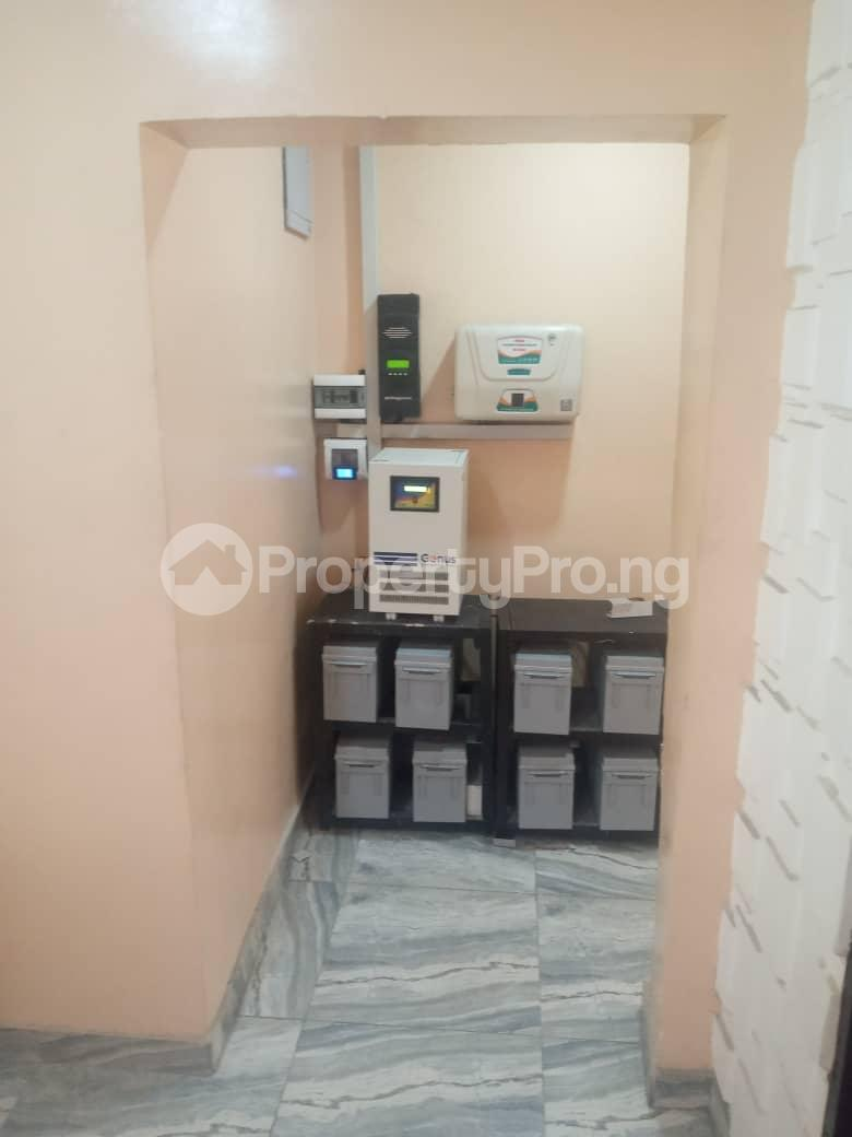 5 bedroom Semi Detached Duplex for rent Goodnews Estate Sangotedo Ajah Lagos - 1