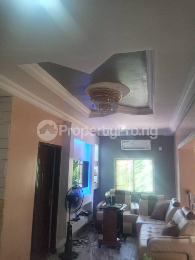 5 bedroom Semi Detached Duplex for rent Goodnews Estate Sangotedo Ajah Lagos - 4
