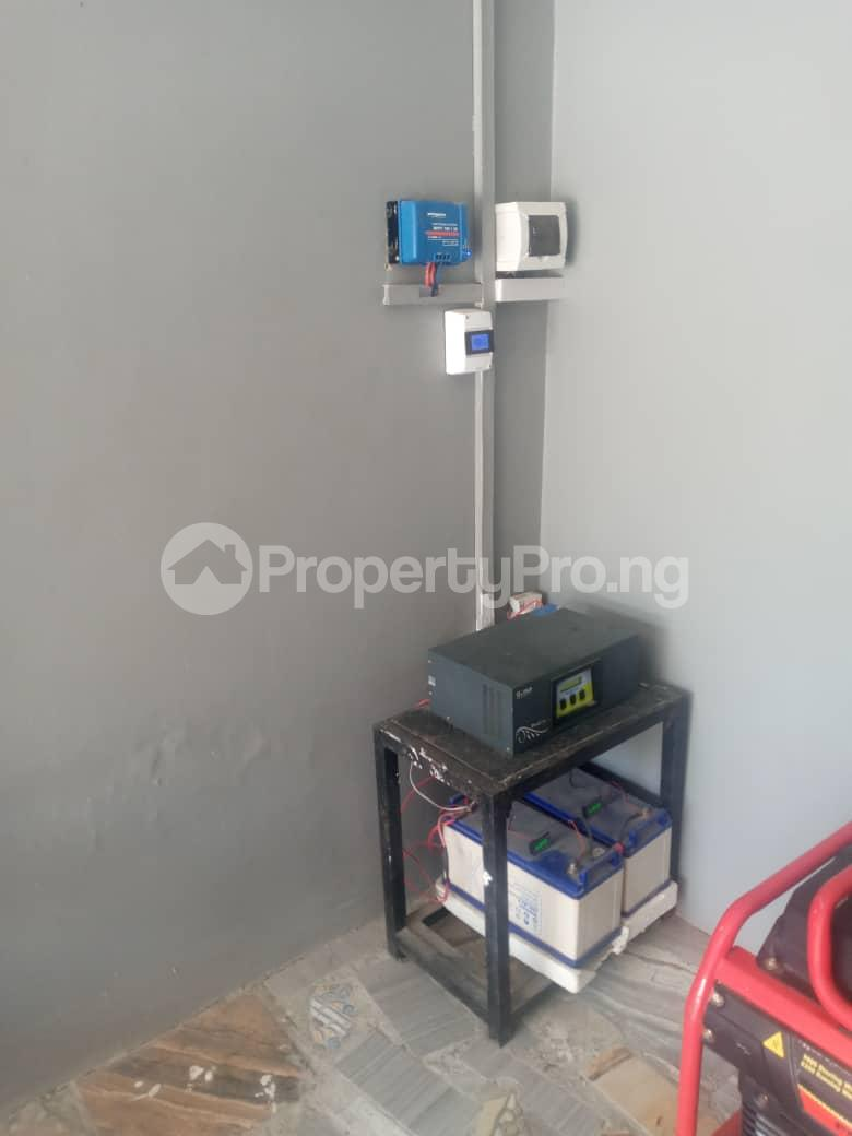 5 bedroom Semi Detached Duplex for rent Goodnews Estate Sangotedo Ajah Lagos - 3