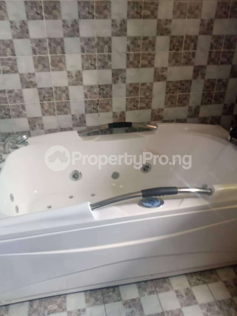 5 bedroom Semi Detached Duplex for rent Goodnews Estate Sangotedo Ajah Lagos - 6