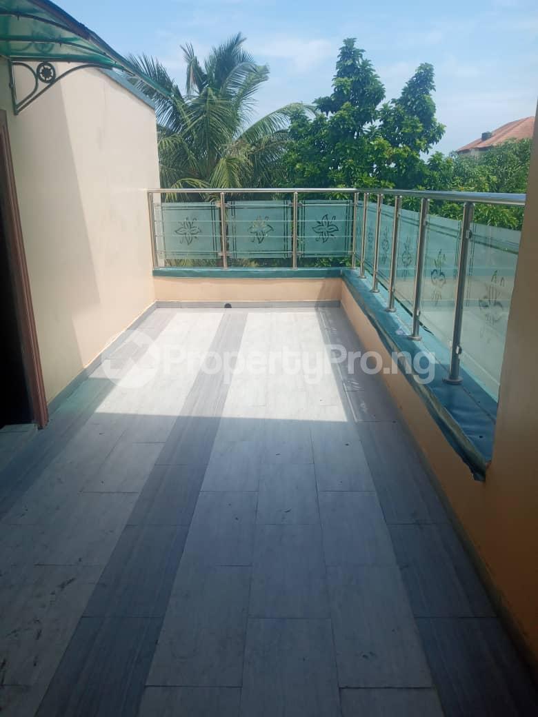 5 bedroom Semi Detached Duplex for rent Goodnews Estate Sangotedo Ajah Lagos - 2