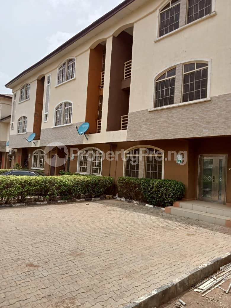 4 bedroom Terraced Duplex House for sale Katampe Main Abuja - 0