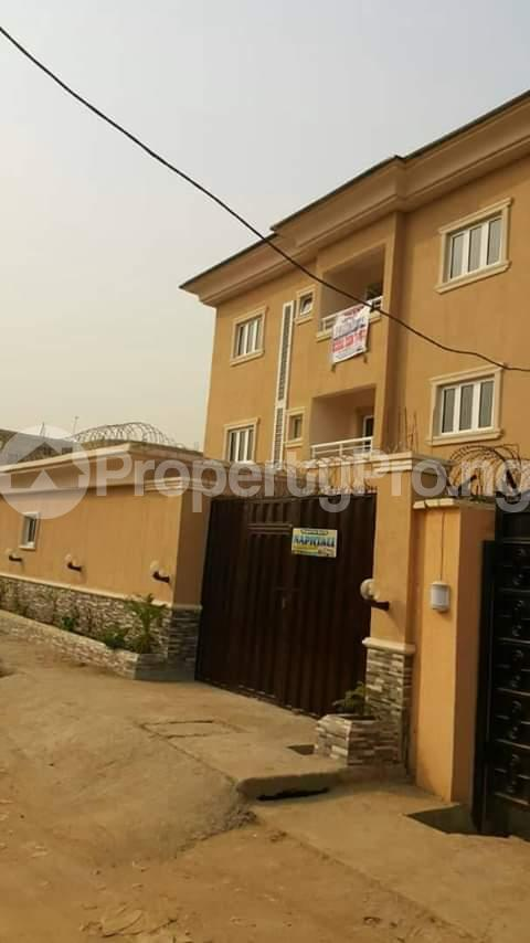 3 bedroom Blocks of Flats House for sale Ajao Estate airport road Airport Road(Ikeja) Ikeja Lagos - 0