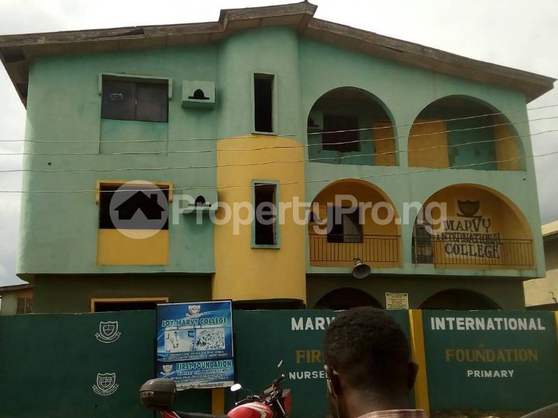 Blocks of Flats House for sale Iju ishaga Iju-Ishaga Agege Lagos - 1