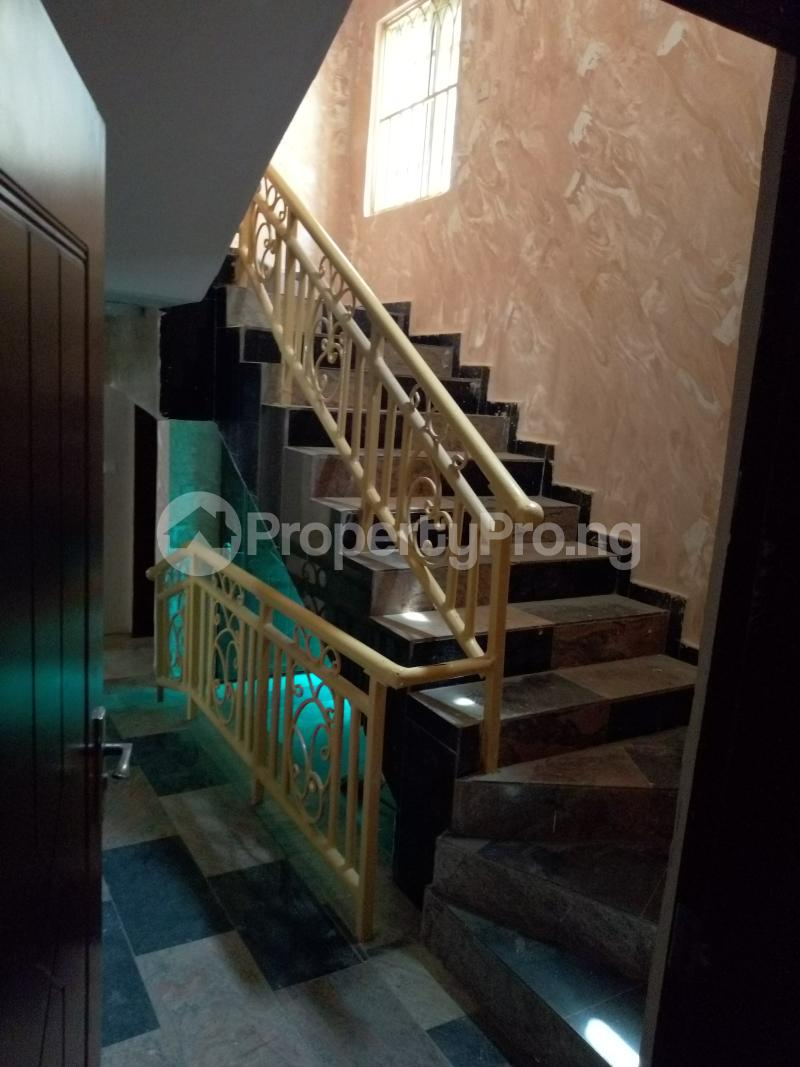 7 bedroom Massionette House for rent By Catholic Church Asokoro Abuja - 12