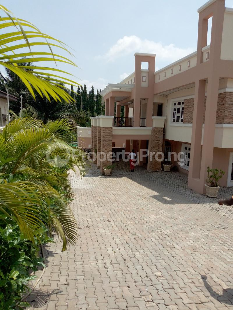 7 bedroom Massionette House for rent By Catholic Church Asokoro Abuja - 0