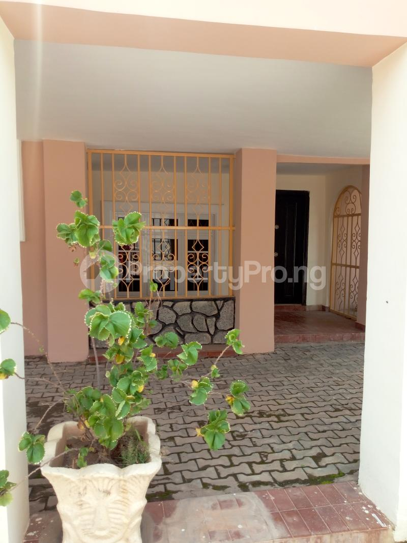 7 bedroom Massionette House for rent By Catholic Church Asokoro Abuja - 5
