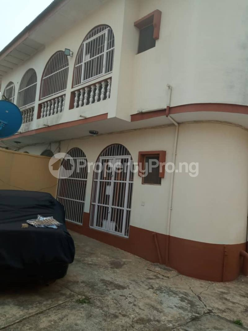 5 bedroom Detached Duplex House for sale College road Ifako-ogba Ogba Lagos - 1