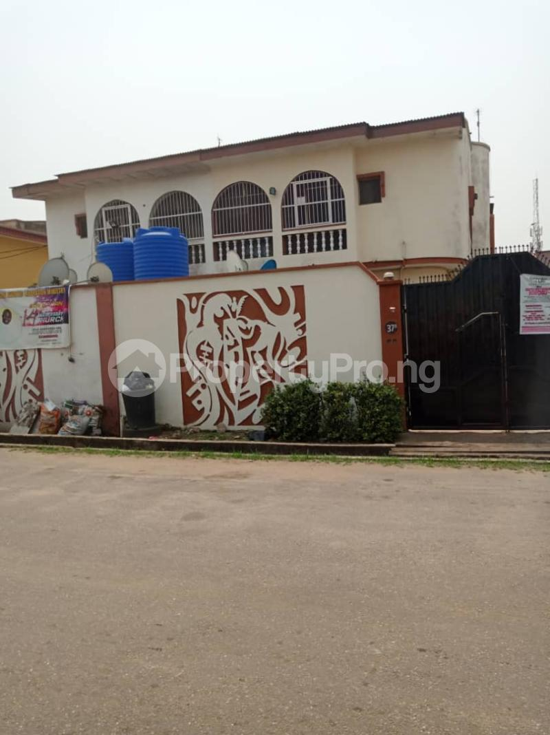 5 bedroom Detached Duplex House for sale College road Ifako-ogba Ogba Lagos - 2