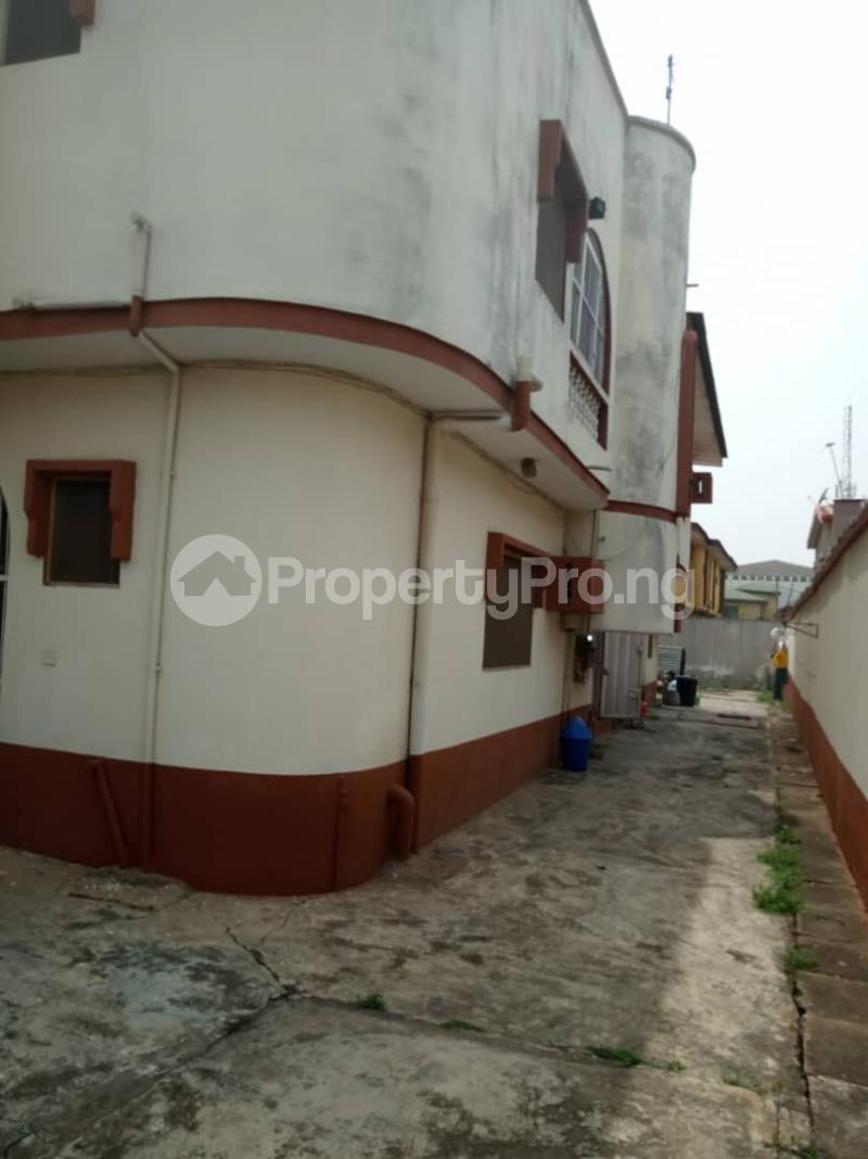 5 bedroom Detached Duplex House for sale College road Ifako-ogba Ogba Lagos - 0