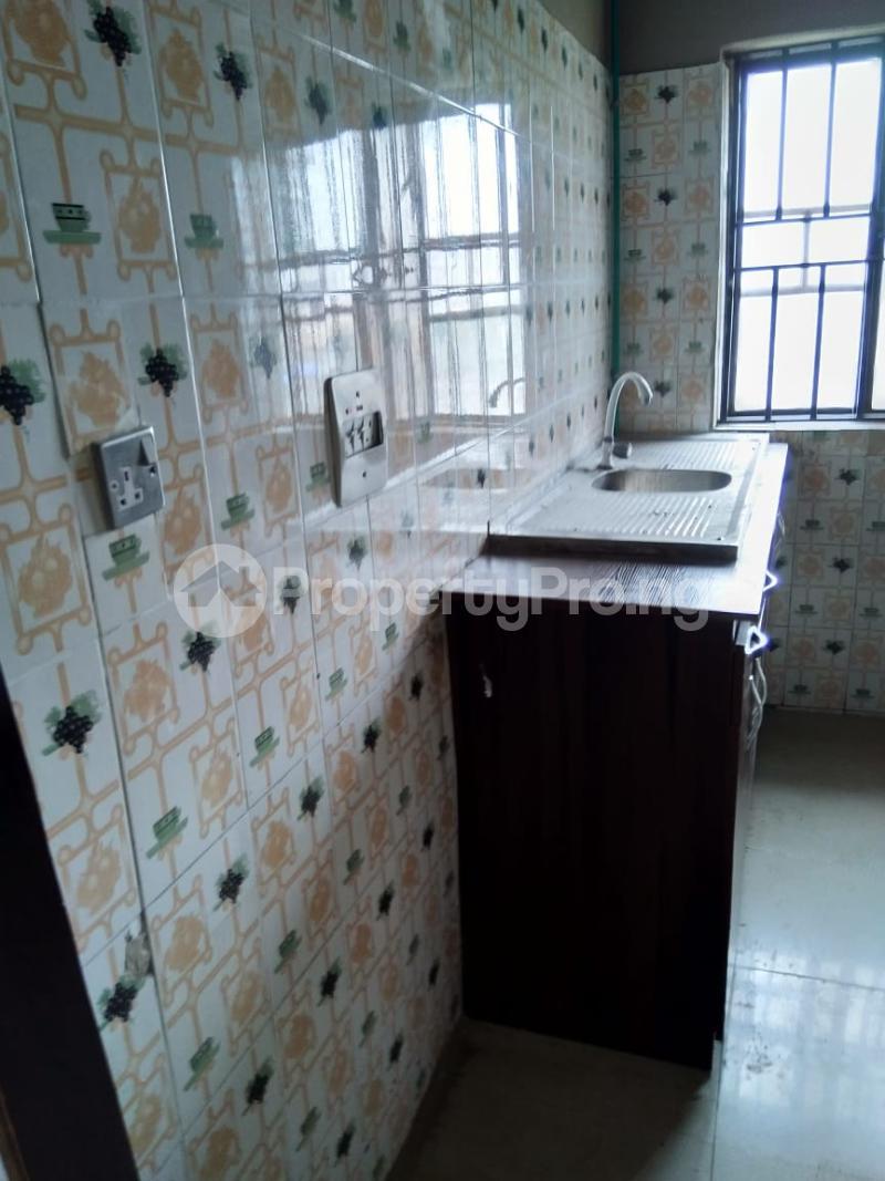 1 bedroom Mini flat for rent Alaka Estate Surulere Lagos - 6