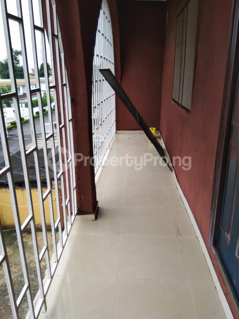 1 bedroom Mini flat for rent Alaka Estate Surulere Lagos - 1