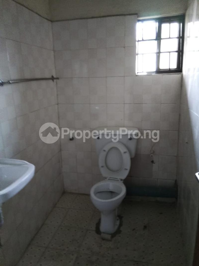 1 bedroom Mini flat for rent Alaka Estate Surulere Lagos - 15