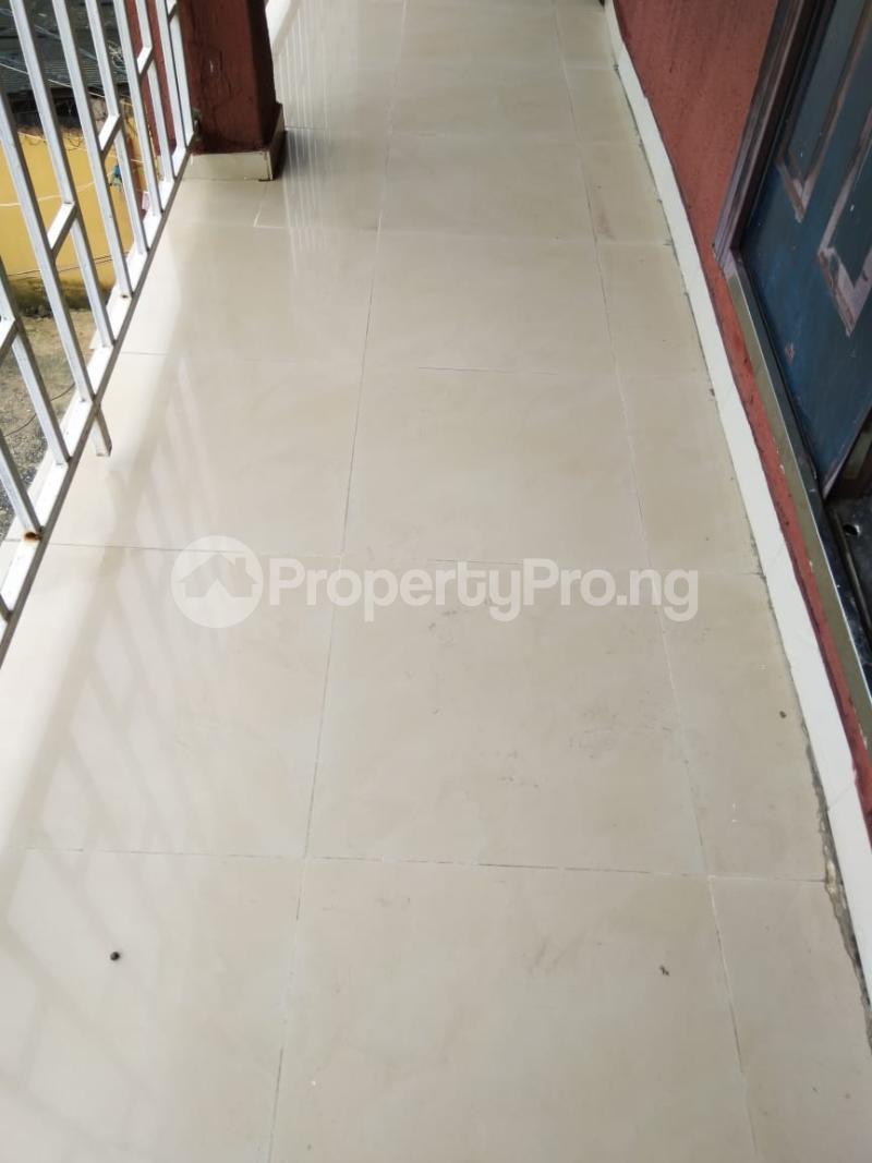 1 bedroom Mini flat for rent Alaka Estate Surulere Lagos - 3