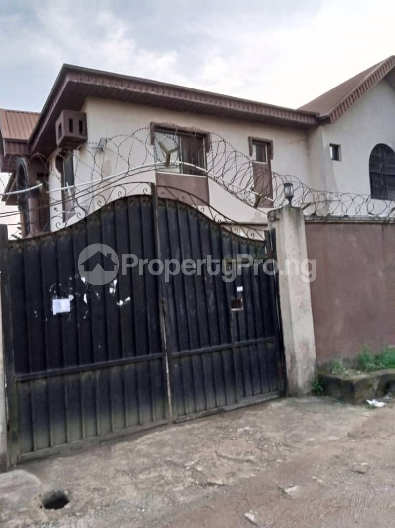 Blocks of Flats House for sale Ajao estate off international airport Airport Road(Ikeja) Ikeja Lagos - 12