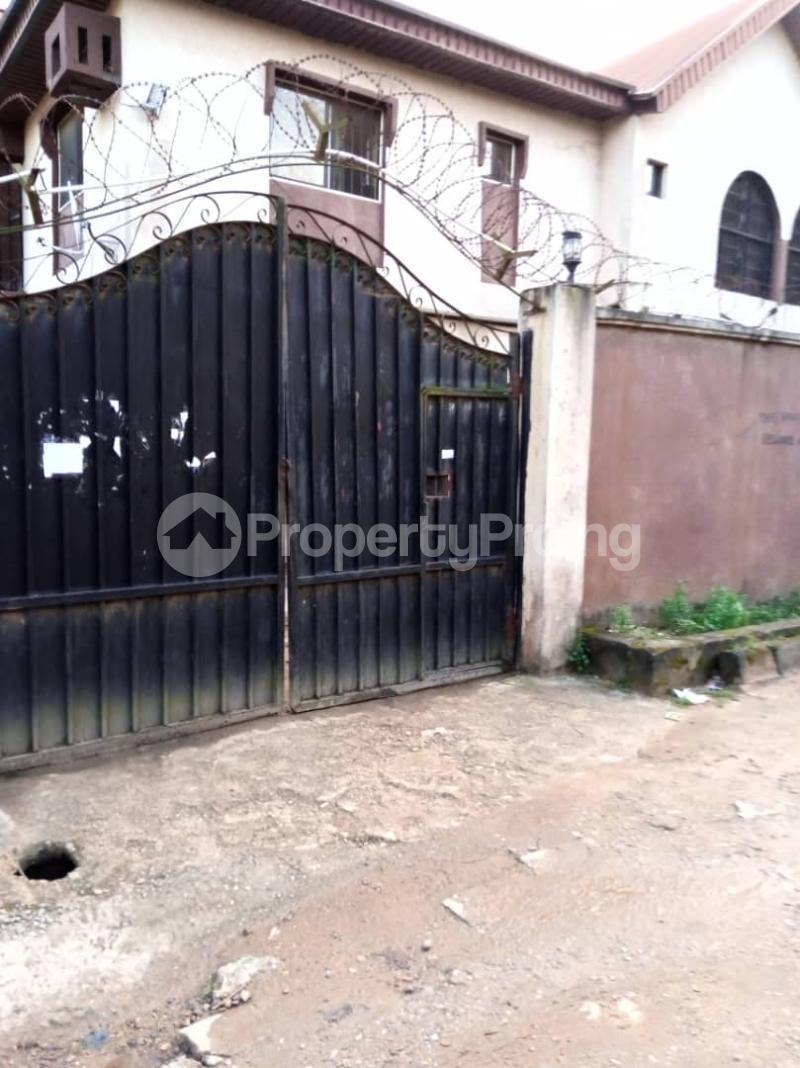 Blocks of Flats House for sale Ajao estate off international airport Airport Road(Ikeja) Ikeja Lagos - 0