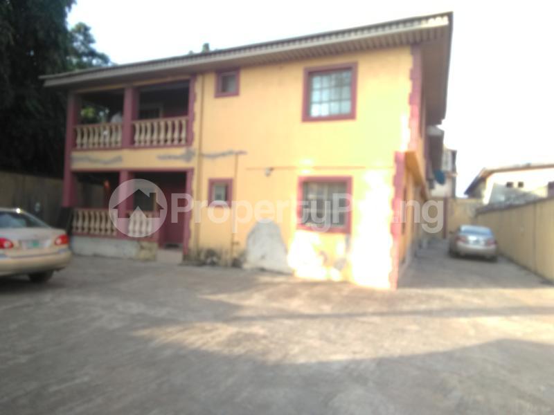 3 bedroom Blocks of Flats House for sale Enoma Street Ago palace Okota Lagos - 0