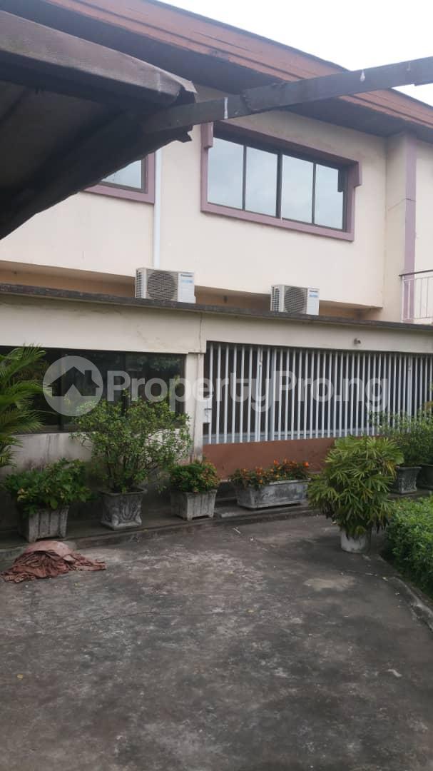 Blocks of Flats House for sale Close to International airport road ajao estate Airport Road(Ikeja) Ikeja Lagos - 1