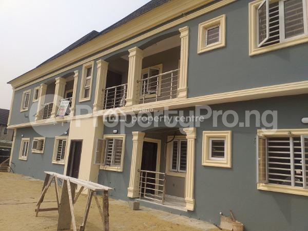 3 bedroom Flat / Apartment for rent Estate Before Lagos Business School Ajah Lagos - 0