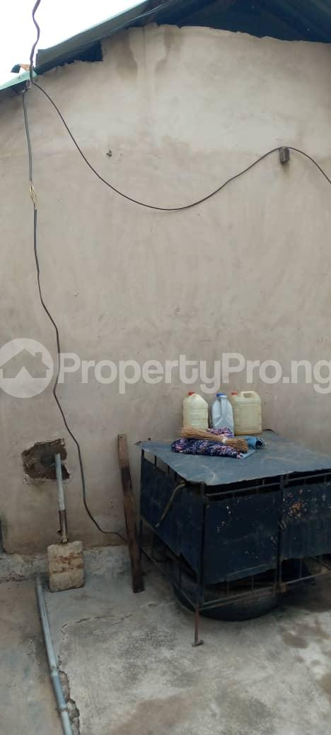 House for sale Oke-Ira Ogba Lagos - 1