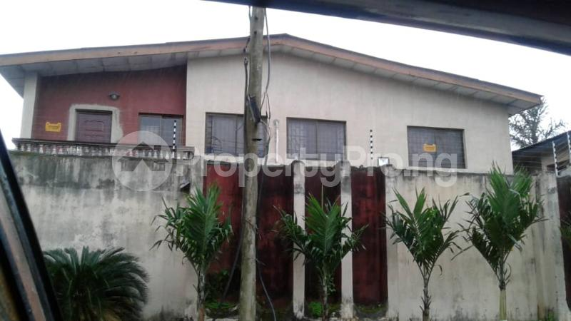 5 bedroom Flat / Apartment for sale Ajao Estate Isolo. Lagos Mainland  Ajao Estate Isolo Lagos - 1
