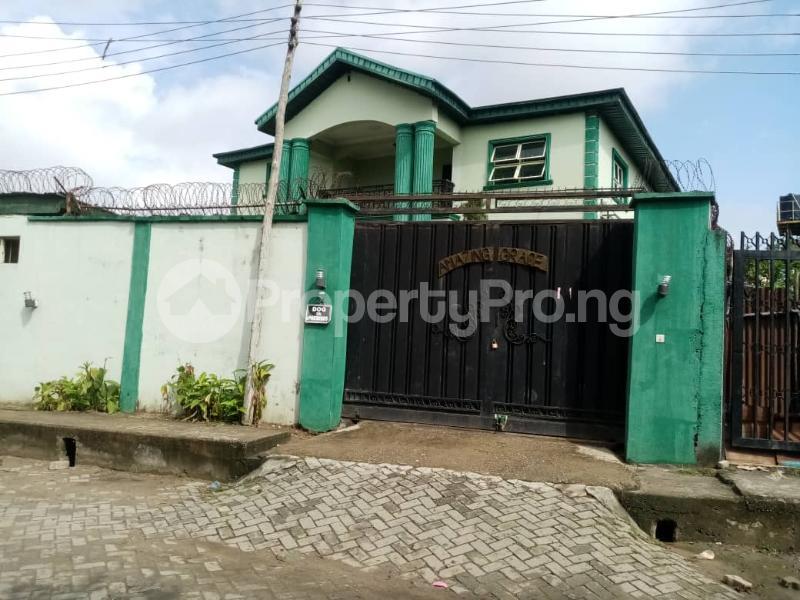 5 bedroom Detached Duplex House for sale Ajao Estate Isolo. Lagos Mainland Ajao Estate Isolo Lagos - 6