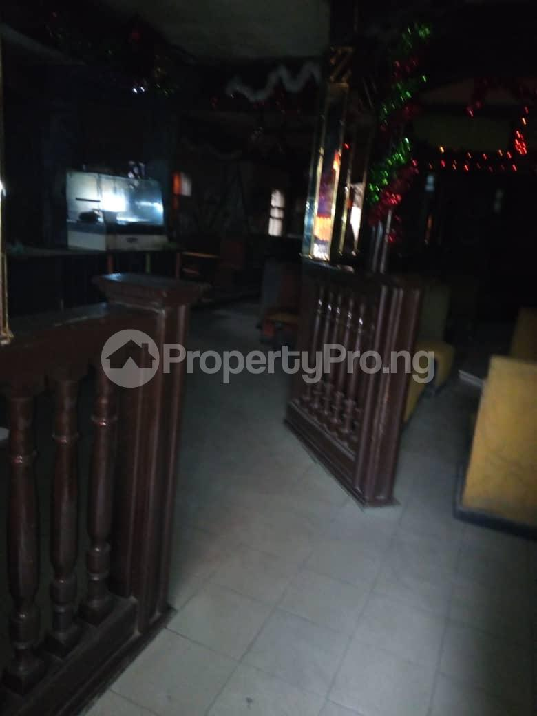 8 bedroom Hotel/Guest House Commercial Property for sale By computer village Awolowo way Ikeja Lagos - 1