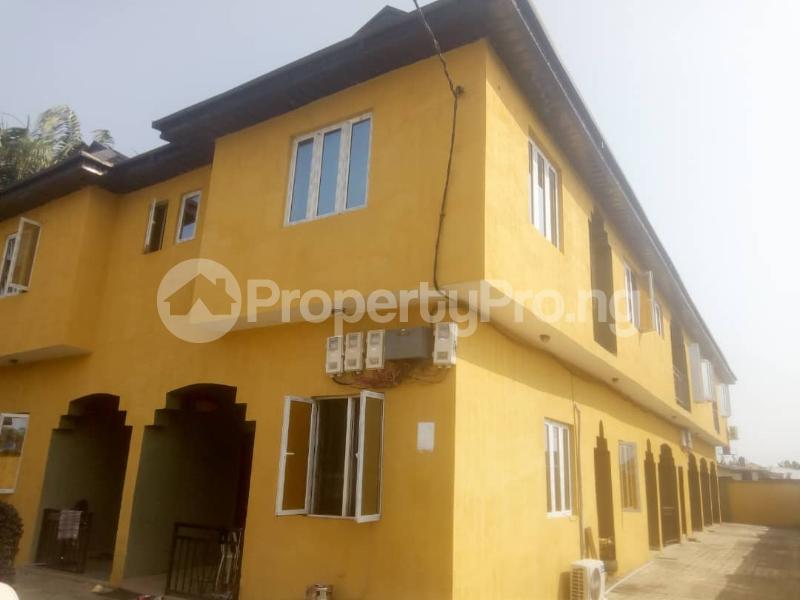 1 bedroom mini flat  Mini flat Flat / Apartment for rent United Estate Sangotedo Monastery road Sangotedo Lagos - 0