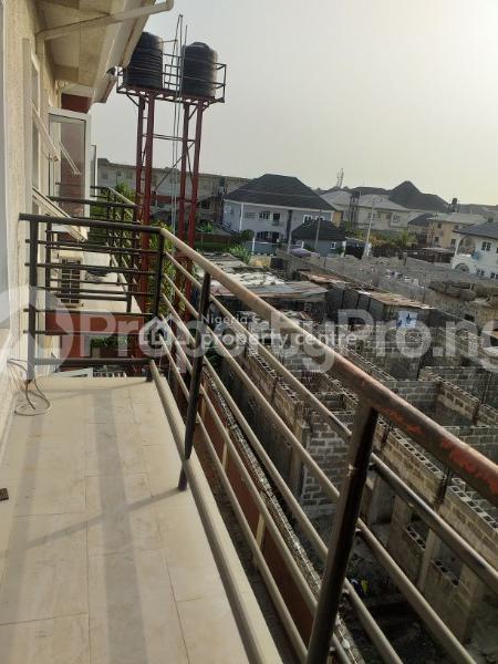 3 bedroom Flat / Apartment for rent Ocean Palm Estate (by Blenco Supermarket) Sangotedo Ajah Lagos - 0