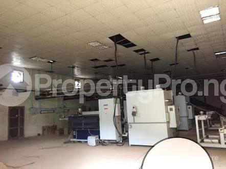 Factory Commercial Property for sale Mowe close to ikeja Ojota Lagos - 20