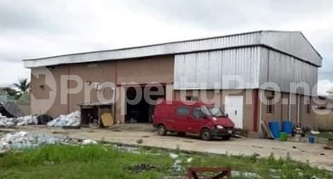 Factory Commercial Property for sale Mowe close to ikeja Ojota Lagos - 14