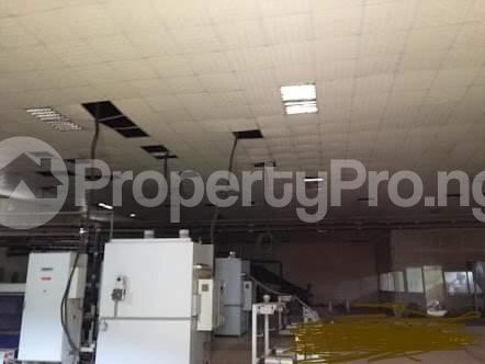 Factory Commercial Property for sale Mowe close to ikeja Ojota Lagos - 4