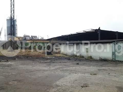 Factory Commercial Property for sale Mowe close to ikeja Ojota Lagos - 5