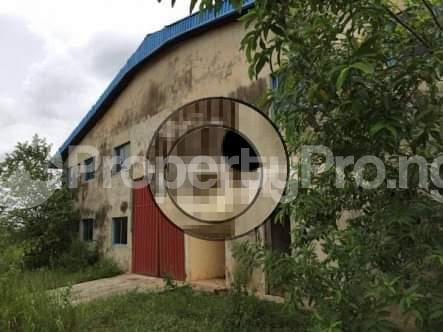 Factory Commercial Property for sale Mowe close to ikeja Ojota Lagos - 0