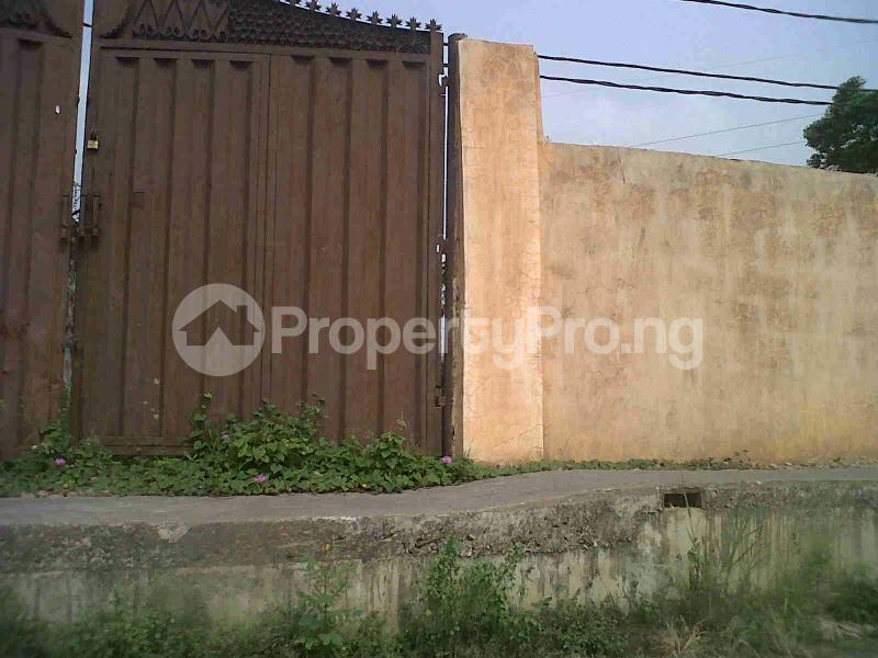 Land for sale Idimu Ejigbo Estate. Lagos Mainland Ejigbo Ejigbo Lagos - 1