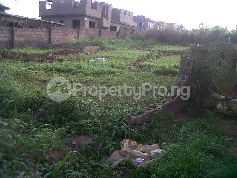 Land for sale Idimu Ejigbo Estate. Lagos Mainland Ejigbo Ejigbo Lagos - 0