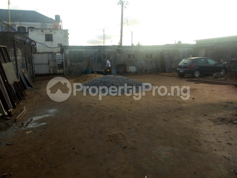 Residential Land Land for sale DOSUNMU street Mafoluku Oshodi Lagos - 0