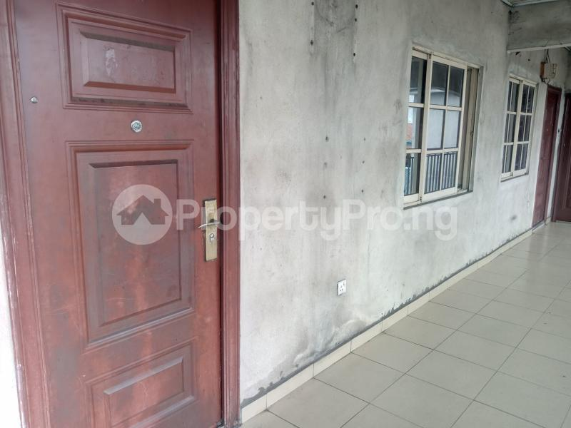 1 bedroom mini flat  Self Contain Flat / Apartment for rent Elekahia/Rumukalagbo Link Road Obia-Akpor Port Harcourt Rivers - 0